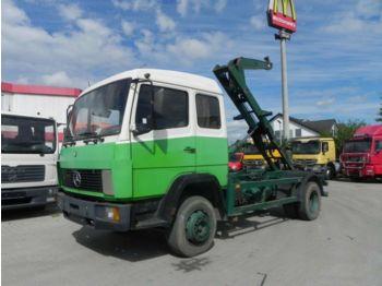Hook lift truck Mercedes-Benz LN 1114 Abrollkipper Atlas
