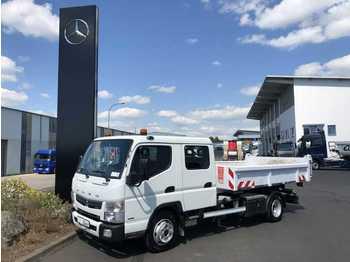 Mitsubishi Fuso Canter 7C18 DoKa 7Sitze Palfinger 5.800km  - hook lift truck