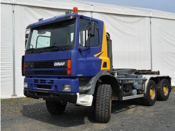 Hook lift truck  Ostatní GINAF DAF M-3335-S 6x6 Euro 2