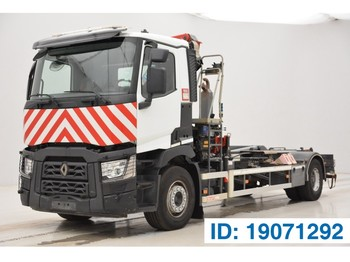 Hook lift truck Renault C380