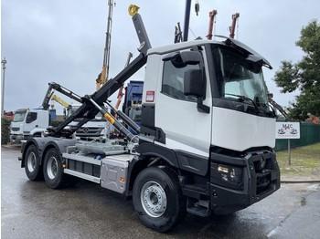 Hook lift truck Renault C430 *BRANDNEW* *NIEUW* *NEUF* - 6x4 HYVA HAAKSYSTEEM 20T - UNUSED