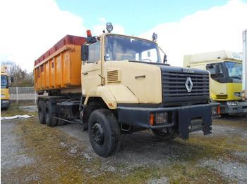 Hook lift truck Renault CBH