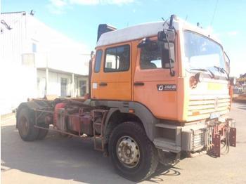 Hook lift truck Renault G260 Ampliroll 4x2