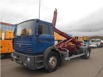 Hook lift truck Renault G 230 TI