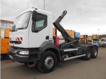 Hook lift truck Renault Kerax