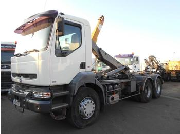 Hook lift truck Renault Kerax 300