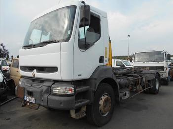 Hook lift truck Renault Kerax 340