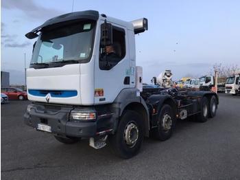 Hook lift truck Renault Kerax 370