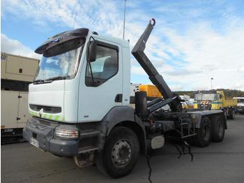 Hook lift truck Renault Kerax 400