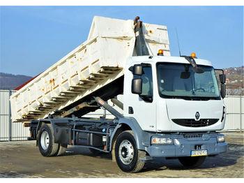 Hook lift truck Renault MIDLUM 240 DXI Abrollkipper 6,60 m ! Topzustand!