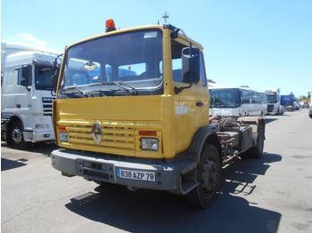 Hook lift truck Renault Midliner 180