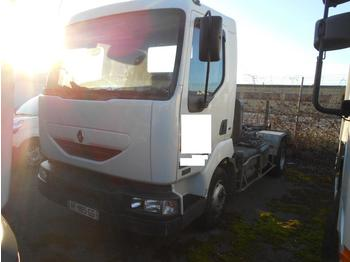 Hook lift truck Renault Midlum 180 DCI