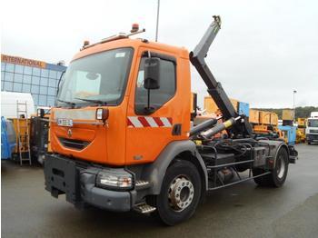 Hook lift truck Renault Midlum 220