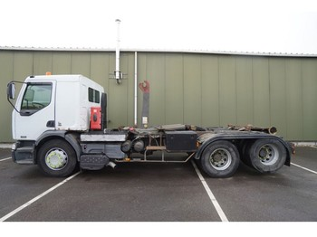 Hook lift truck Renault PREMIUM 370dci 6X2 HOOKARMSYSTEM MANUAL GEARBOX