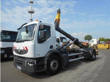 Hook lift truck Renault Premium 280 DXI