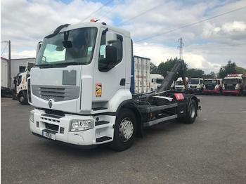 Hook lift truck Renault Premium 460 DXI