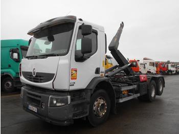 Hook lift truck Renault Premium Lander 410