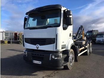 Hook lift truck Renault Premium Lander 450 dxi