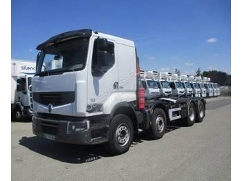 Hook lift truck Renault Renault Premium Lander 430.32