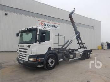 Hook lift truck SCANIA 6x2