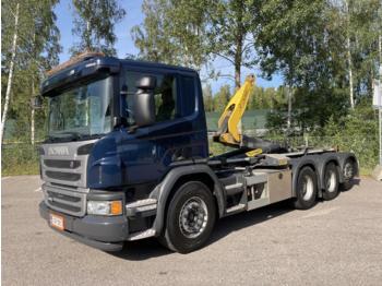 Hook lift truck SCANIA P450