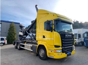 Hook lift truck  SCANIA R450 E6 (Hook Kit)