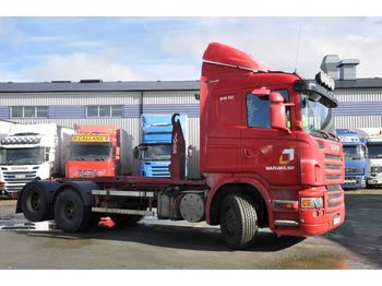 Hook lift truck SCANIA R480 LB 6X2 HHA