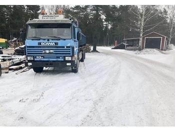 Hook lift truck Scania 113