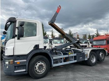 Hook lift truck Scania 360