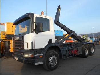 Hook lift truck Scania C 114C380