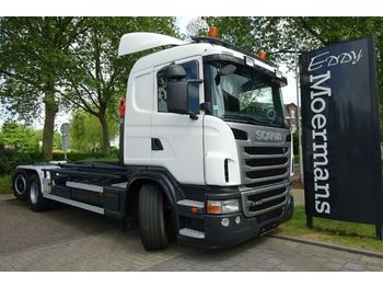 Scania G400 6x2*4 Abrollkipper  - hook lift truck