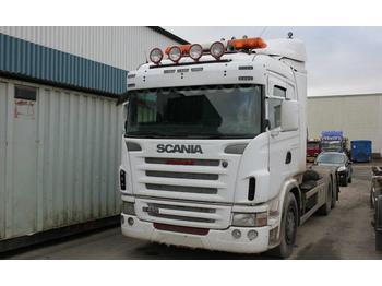 Hook lift truck Scania G440 6x2*4 JOAB Hookloader