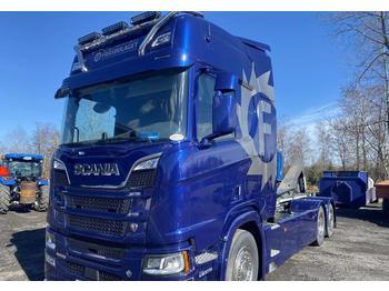 Hook lift truck Scania G520B6x2*NB