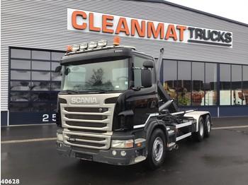 Hook lift truck Scania G 480