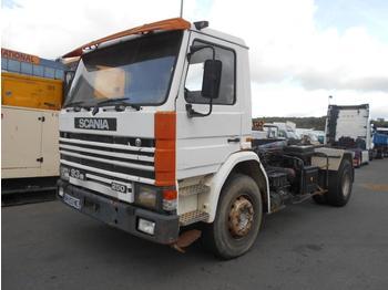 Hook lift truck Scania M 93M250