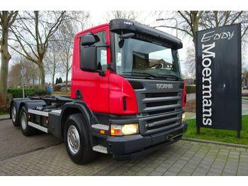 Hook lift truck Scania P320 6x2*4 EURO 5