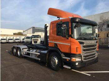 Scania P440 - hook lift truck