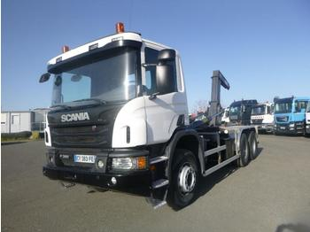 Hook lift truck Scania P 360