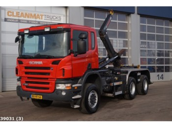 Scania P 360 B 6x6 Only 20.539 km!! - hook lift truck
