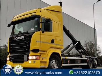 Hook lift truck Scania R450 hl 6x2*4 scr only
