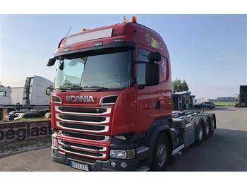 Hook lift truck Scania R520