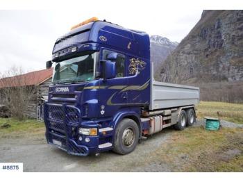 Hook lift truck Scania R620