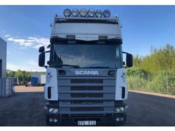 Hook lift truck Scania R 114 530
