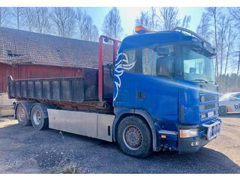 Hook lift truck Scania R 164