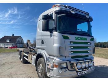 Hook lift truck Scania R 470 LB