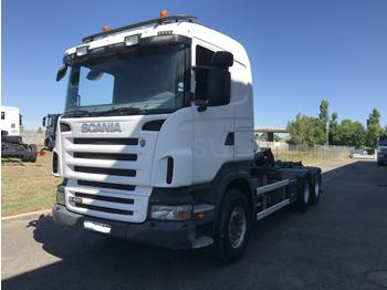 Hook lift truck Scania R 480