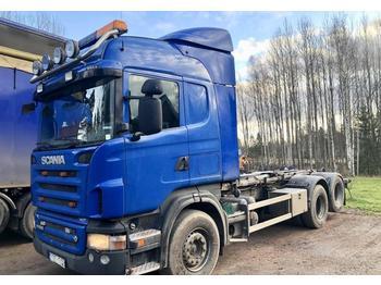 Hook lift truck Scania R 560