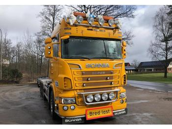 Hook lift truck Scania R 730