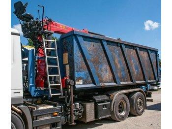 Hook lift truck Sirch Epsilon Abrollmulde  Kran EPSILON Z
