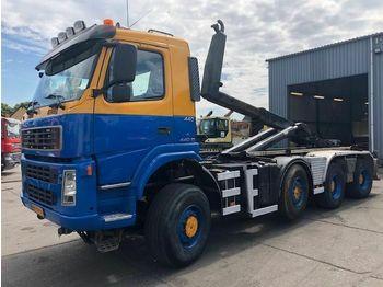 Hook lift truck Terberg 440 EURO VDL 30-6100